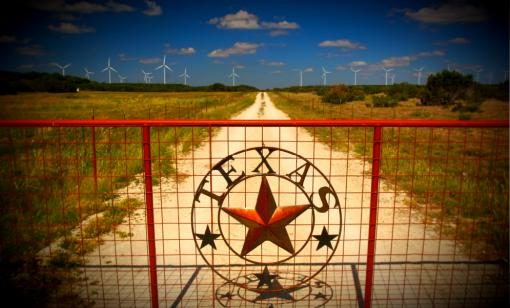 Wind Power Overtakes Coal in Texas Electricity Generation