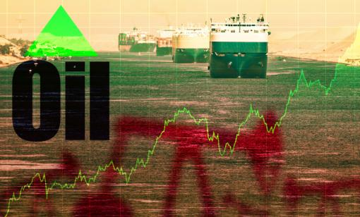 Oil Prices Rise over 3% on Fears Suez Blockage May Last Weeks