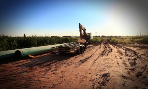Midstream Business Construction Projects: Permian Pipeliners Push Forward
