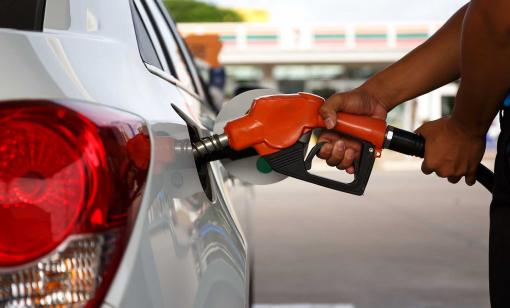 The Colonial Pipeline shutdown could drive up gasoline prices at the pump. (Source: CHARAN RATTANASUPPHASIRI/Shutterstock.com)
