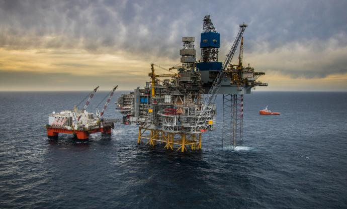 Equinor aims to crank up the Mariner heavy oil development in 2019. (Source: Jamie Baikie/Equinor)