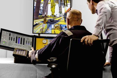 Training simulators are helping maximize drilling operations.
