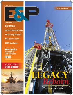 Feb 2019 E&P magazine_drilling