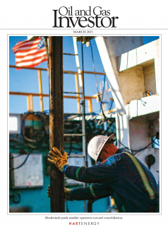 Oil and Gas Investor magazine