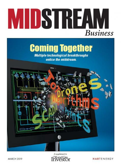 Midstream Business Magazine - March 2019