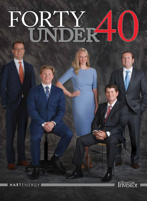 2018 Forty Under 40 Honorees