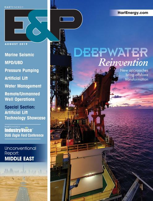 E&P Magazine - August 2019 | Hart Energy