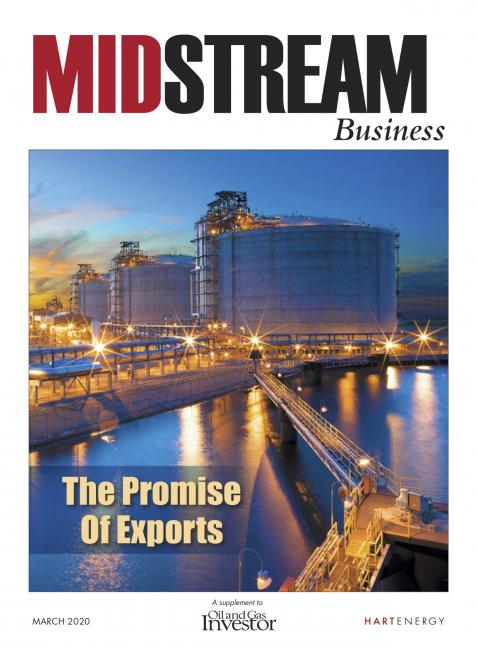 Midstream Business - March 2020