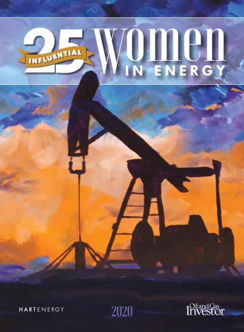 25 Influential Women In Energy 2020