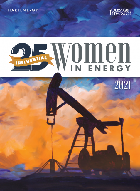 Women In Energy - Oil and Gas Investor - 2021