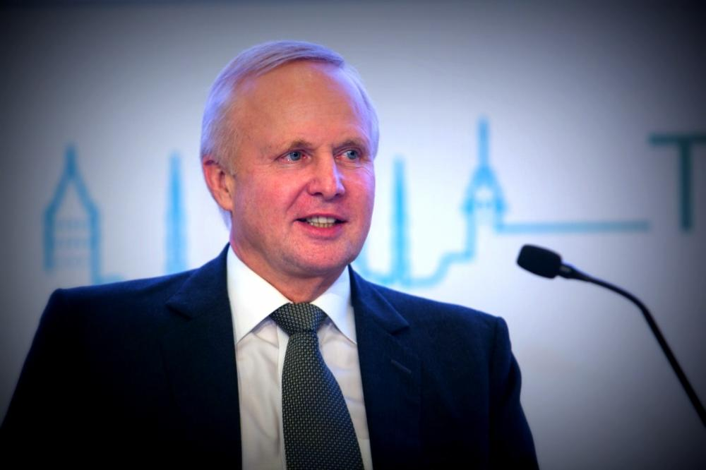BP CEO Bob Dudley Likens US Shale To 'Market Without Brain'