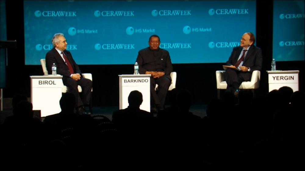 CERAWeek: OPEC, IEA Heads Warn Of Low Upstream Investment