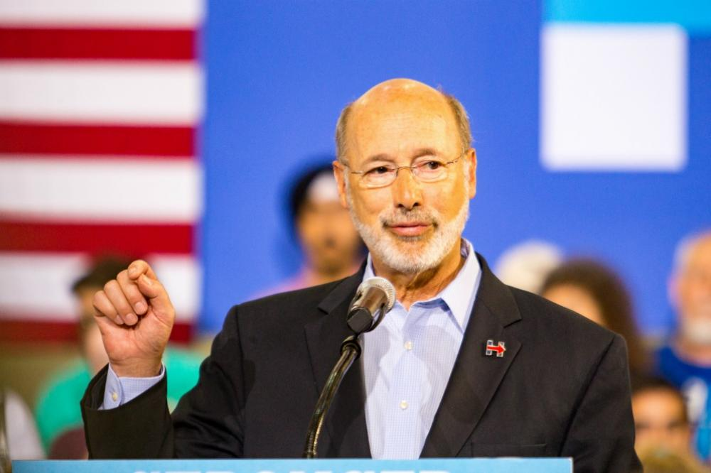 Pennsylvania Governor Seeks Natural Gas Tax To Raise $4.5 Billion