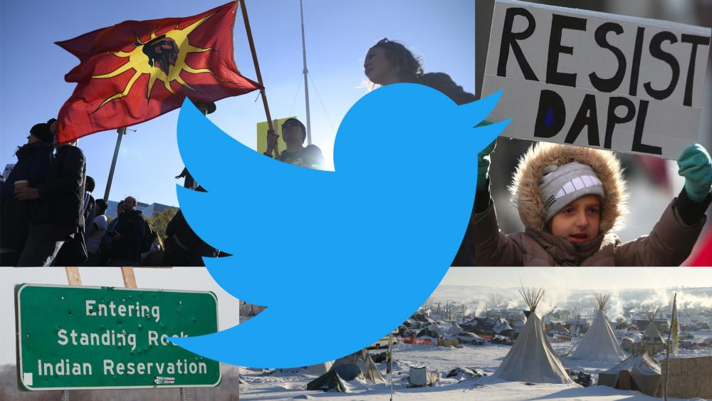 Social Media, The DAPL Grapple And Why This Fight Ain't Over