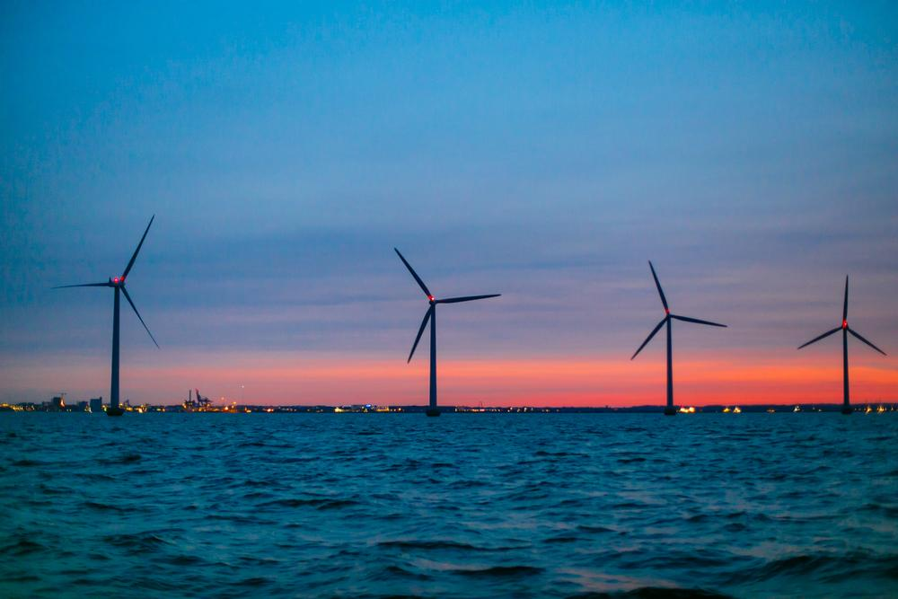 Wind energy investment and activity are picking up offshore the U.S. (Source: Shutterstock.com)