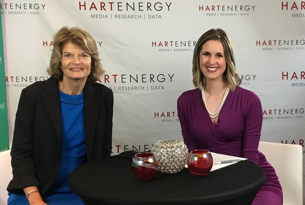 Interview: Senator Lisa Murkowski Talks Land Package, ANWR, Low-Carbon Future