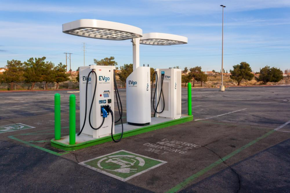 Gas Stations In California >> Evgo Chevron Teaming Up To Provide Ev Charging At Gas