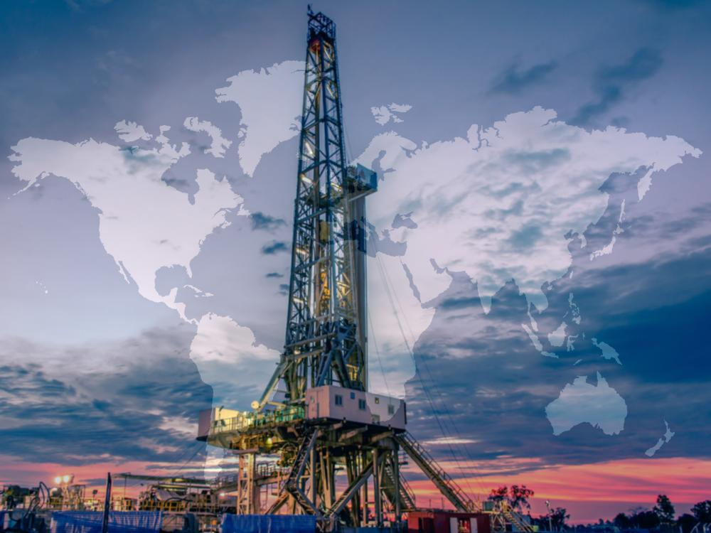 Russia, China and Argentina are among the top countries with significant oil and gas resources. (Source: Shutterstock.com)