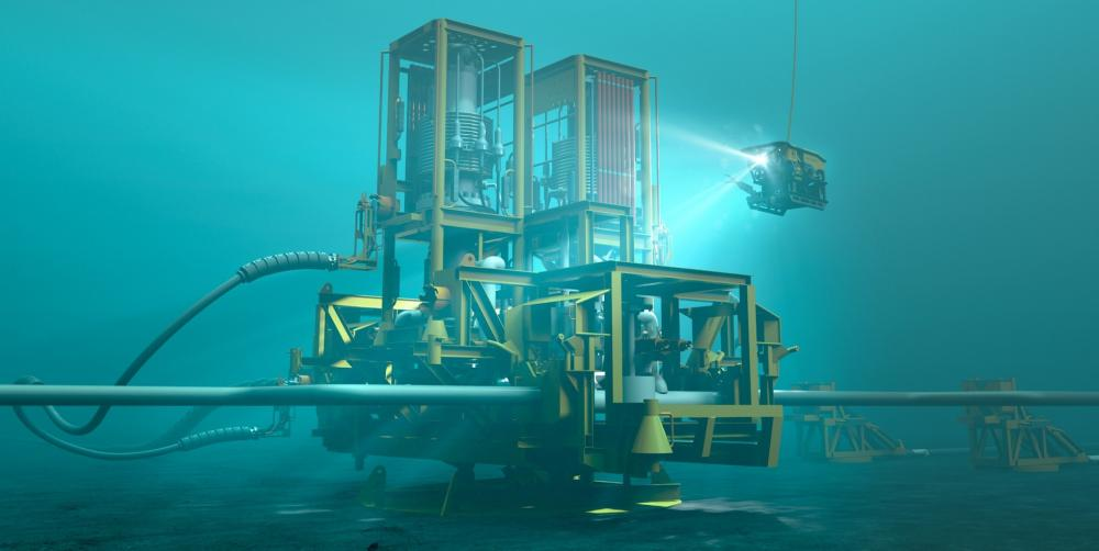Aker Solutions has been developing what it calls the most powerful subsea pump in the industry (Source: Aker Solutions)