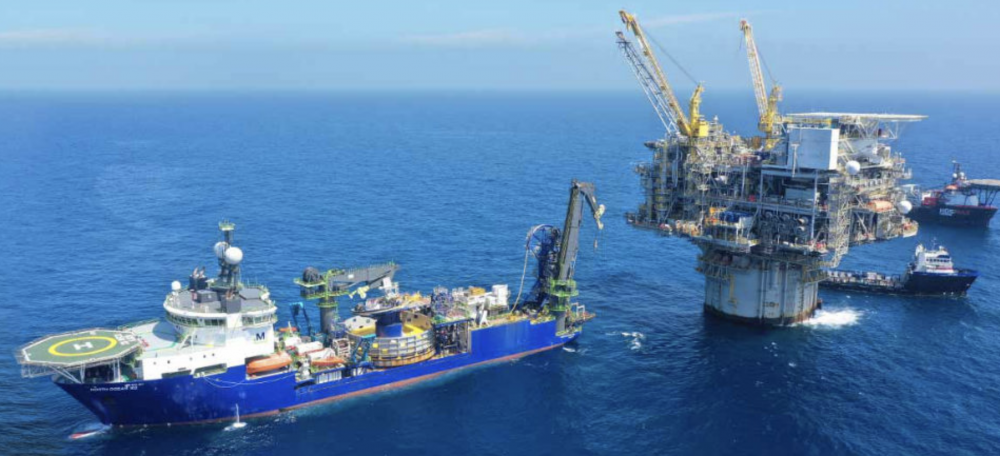 Respol, LLOG Exploration and partners have started production from the Buckskin development in the U.S. Gulf of Mexico. (Source: Repsol)