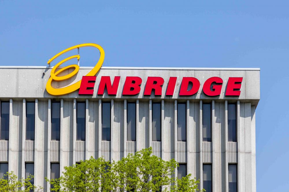 Enbridge building