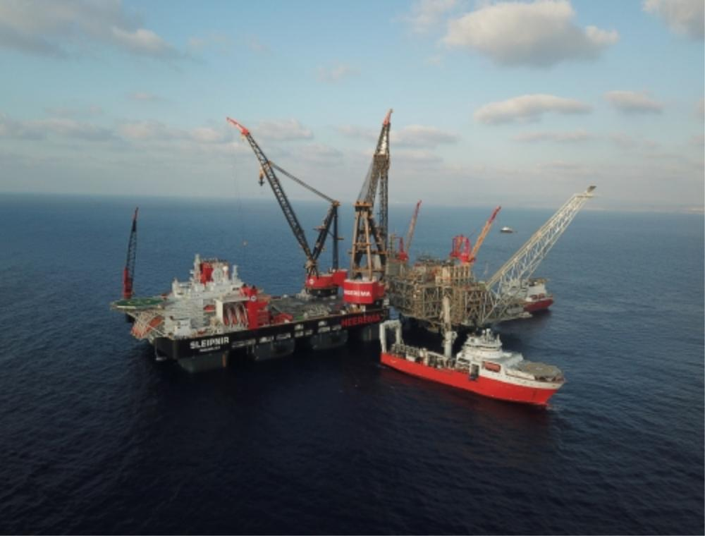 Israel Gets First Gas From Leviathan With Exports To Follow