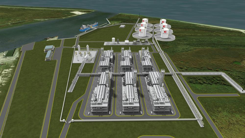 Commonwealth LNG