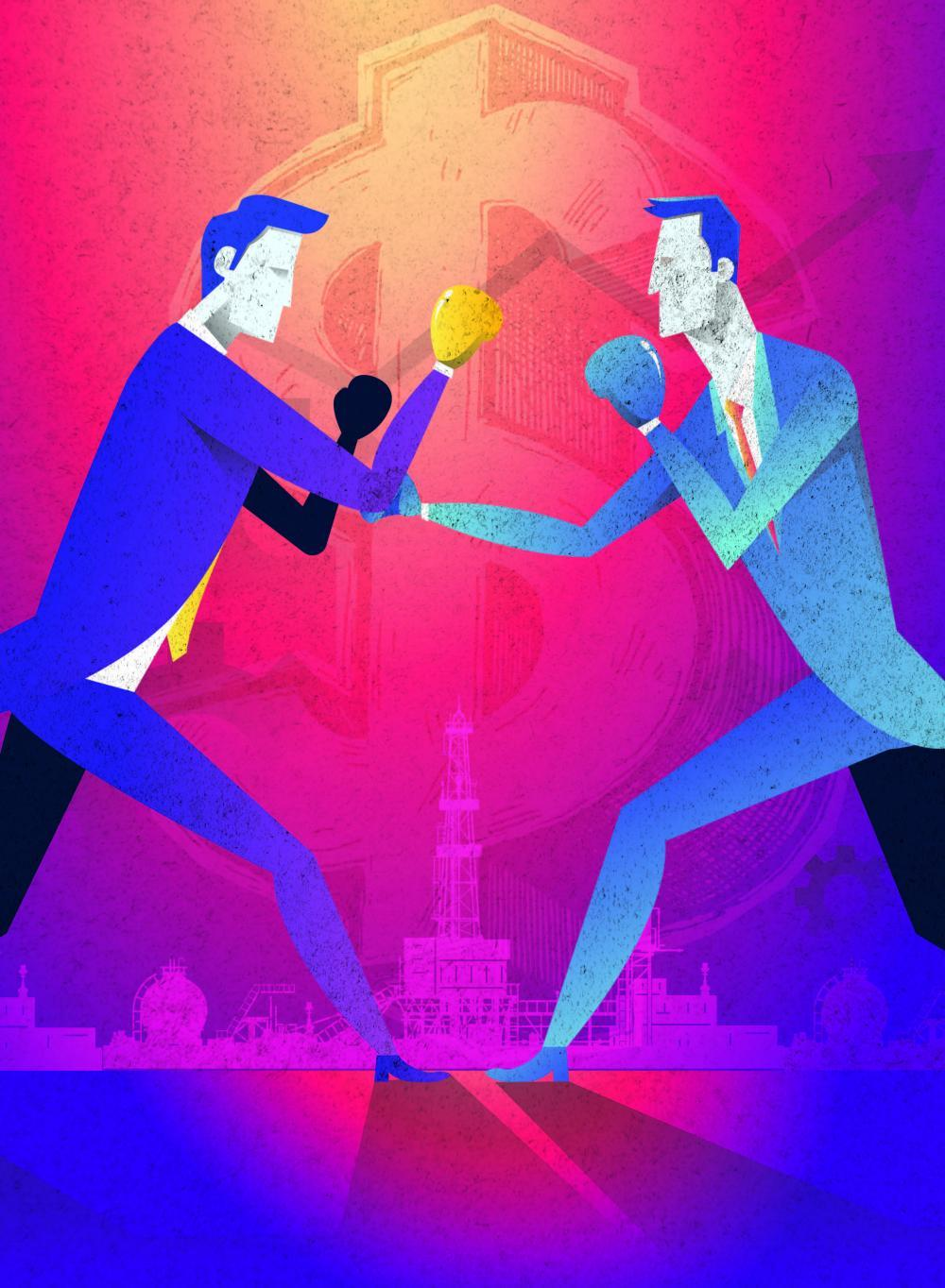 Getting the Deal Done: E&P M&A'ing with Cross Punches
