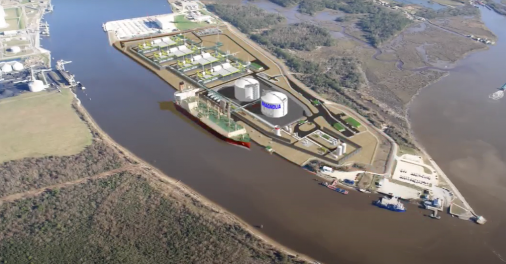 Louisiana LNG Project Sold to British Company in Multimillion-dollar Deal