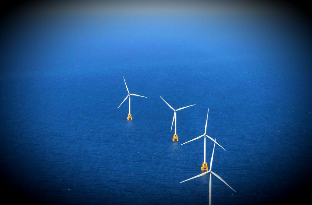 US Offshore Wind Power Spending Has Oil in Its Sights