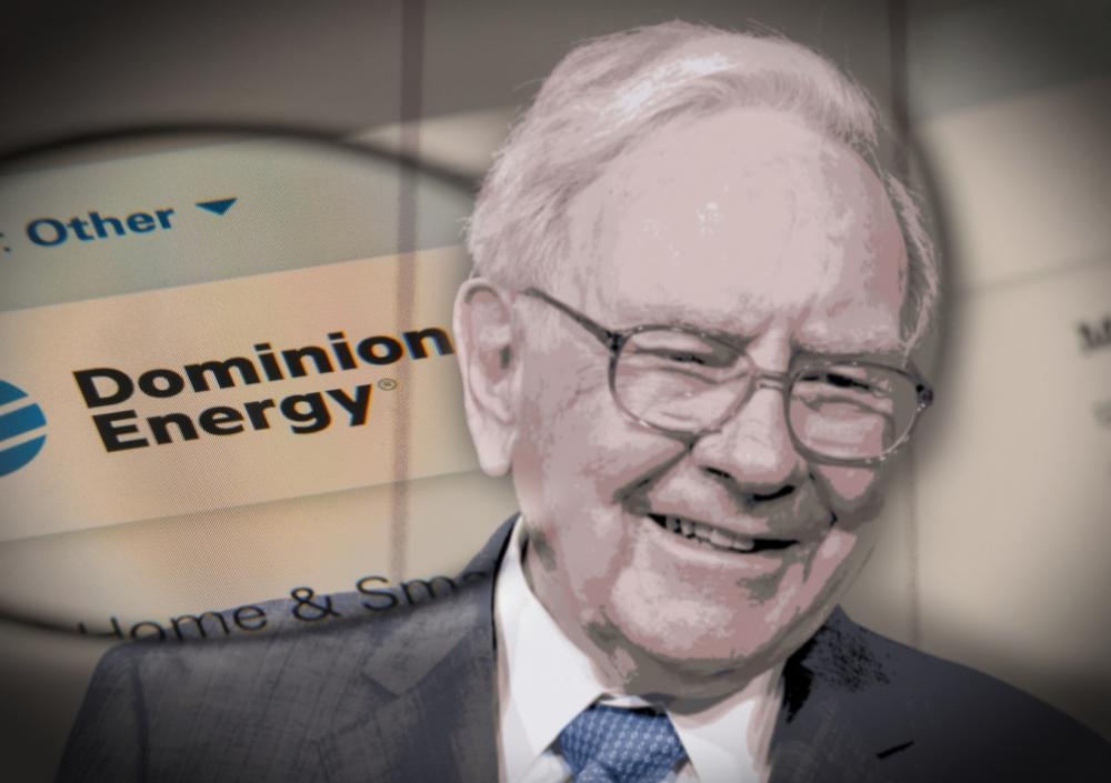 Warren Buffett's Berkshire Hathaway Buys Dominion Gas Business Worth Nearly $10 Billion