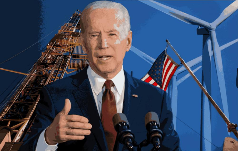 Biden's US Energy Policy Gamble