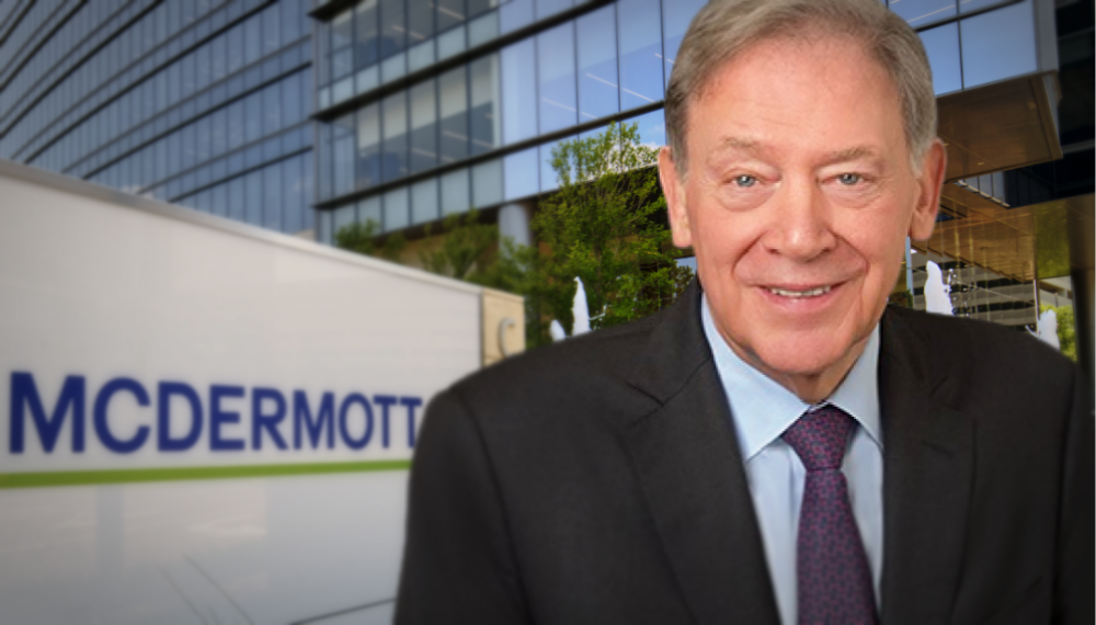 Former Schlumberger CEO Andrew Gould Joins McDermott Board