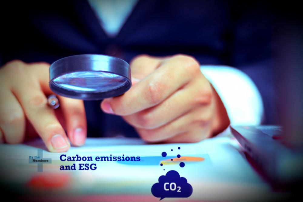 E&P Plus By the Numbers: Carbon Emissions and ESG