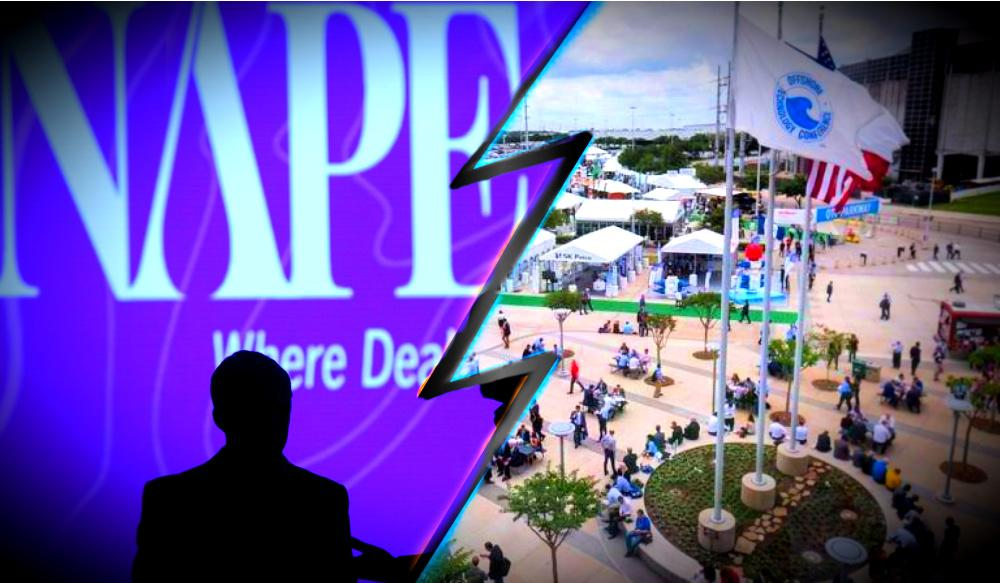 OTC, NAPE to Combine Houston Events with 'Synergy in Energy' Partnership