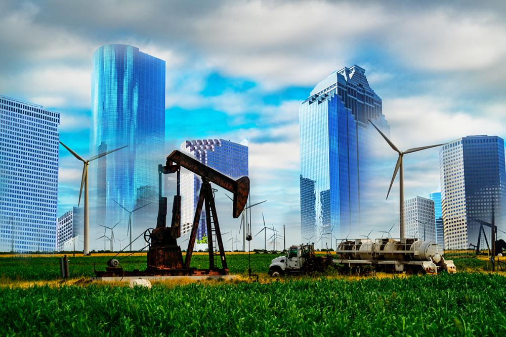 What Houston Needs to Lead the Energy Transition