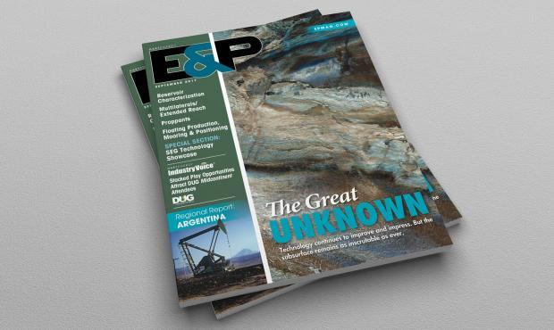 E&P Magazine