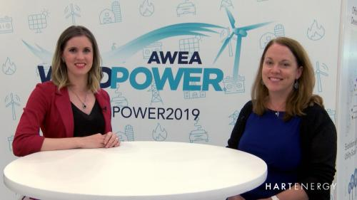 HART ENERGY CONNECT: AWEA Windpower's Focus On Jobs, Oil, Gas Transitions