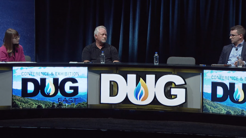 DUG East: Producers' Forum: A Fireside Chat With Leaders (2019)
