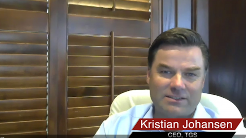 Kristian Johansen talks to Hart Energy