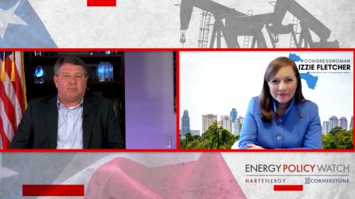 Energy Policy Watch: Rep. Lizzie Fletcher Outlines the Importance of Sound Oil and Gas Policy